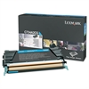 Lexmark C734A2CG Toner, 6000 Page-Yield, Cyan