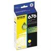 T676XL420 (676) DURABrite Ultra High-Yield Ink, Yellow