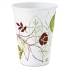 Pathways Paper Hot Cups, 12oz, 1000/Carton
