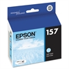 Epson T157520 (157) UltraChrome K3 Ink, Light Cyan