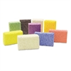 Creativity Street Squishy Foam Classpack, Assorted Colors, 36 Blocks