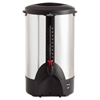 Coffee Pro 50-Cup Percolating Urn, Stainless Steel