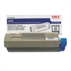 Oki 44315304 Toner, 8,000 Page-Yield, Black