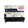 Oki 44315101 Drum, 20,000 Page-Yield, Yellow