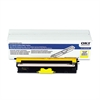 Oki 44250709 Toner, 1500 Page-Yield, Yellow