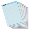 TOPS Prism Plus Colored Legal Pads, 8 1/2 x 11 3/4, Pastels, 50 Sheets, 6 Pads/Pack