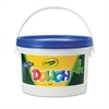 Crayola Modeling Dough Bucket, 3 lbs., Blue