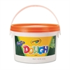 Modeling Dough Bucket, 3 lbs., Orange