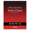Canon Photo Paper Plus Semi-Gloss, 69 lbs., 8 x 10, 50 Sheets/Pack