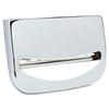 Boardwalk Toilet Seat Cover Dispenser, 16 x 3 x 11 1/2, Chrome