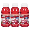 100% Juice, Cranberry, 10oz Bottle, 6/Pack
