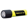 Streamlight ProPolymer LED Flashlight, 4AA (Included), Yellow/Black
