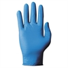 TNT Blue Single-Use Gloves, Large