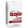 GOJO Spa Bath Body & Hair Shampoo, Herbal, Rose Color, 2000mL Refill, 4/Carton