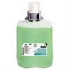 Green Certified Foam Hair & Body Wash, Cucumber Melon, 2000mL Refill, 2/Carton