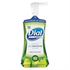 Dial Antibacterial Foaming Hand Wash, Fresh Pear, 7.5oz Pump Bottle, 8/Carton
