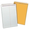 Recycled Steno Book, Gregg, 6 x 9, White, 80 Sheets