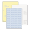 DocuGard DocuGard Security Paper, 32lbs, 8-1/2 x 11,Blue/Canary, 500/Ream