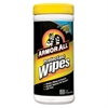 Armor All Auto Protectant Wipes, 25/Canister