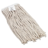 Boardwalk Mop Head, Value Standard Head, Rayon Fiber, Cut-End, Size No. 16, WE, 12/Carton