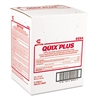 Quix Plus Disinfecting Towels, 13 1/2 x 20, Pink, 72/Carton