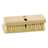 "Boardwalk Deck Brush Head, 10"" Wide, Tampico Bristles"
