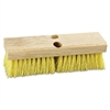 "Boardwalk Deck Brush Head, 10"" Wide, Polypropylene Bristles"