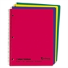 Oxford Earthwise 100% Recycled Single Subject Notebooks, 11 x 8 1/2, WE, 3 Hole, 80 SH