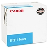 Canon 0398B003AA (IPQ-1) Toner, Cyan