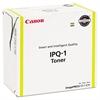 Canon 0400B003AA (IPQ-1) Toner, Yellow