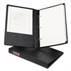 "Legal Durable Non-View Binder with Round Rings, 14 x 8 1/2, 1"" Capacity, Black"