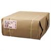 General #12 Paper Grocery, 57lb Kraft, Extra-Heavy-Duty 7 1/16x4 1/2 x13 3/4, 500 bags
