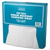 Grease-Resistant Paper Wrap/Liner, 12 x 12, White, 1000/Box, 5 Boxes/Carton