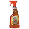 Murphy Oil Soap Oil Soap Multi-Use Wood Cleaner, Orange Scent, 22oz Spray Bottle, 12/Carton
