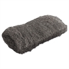Industrial-Quality Steel Wool Hand Pad, #1 Medium, 16/Pack, 192/Carton