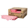 Chix Wet Wipes, 11 1/2 x 24, White/Pink, 200/Carton