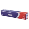 "Heavy Duty Aluminum Foil Roll, 24"" x 1000 ft, Silver"