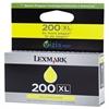 Lexmark 14L0177 (200XL) High-Yield Ink, Yellow