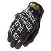 Mechanix Wear The Original Work Gloves, Black, Medium