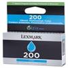 Lexmark 14L0086 (200) Ink, Cyan