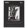 Epson Hot Press Natural Fine Art Paper, 8-1/2 x 11, 25 Sheets
