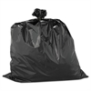 Heavyweight Contractor Bags, 33 x 40, 33gal, 2.50mil, Black, 60/Box