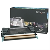 Lexmark X746H1KG High-Yield Toner, 12000 Page-Yield, Black