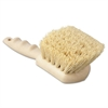 "Utility Brush, Tampico Fill, 8 1/2"" Long, Tan Handle"