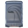 Ultrafold Multifold/C-Fold Towel Dispenser, Oceans, Blue, 11 3/4 x 6 1/4 x 18