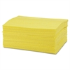Chix Masslinn Dust Cloths, 24 x 16, Yellow, 400/Carton