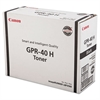 Canon 3482B005AA (GPR-40) Toner, Black