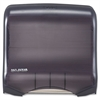 San Jamar Ultrafold Towel Dispenser, 11 1/2w x 6d x 11 1/2h, Black Pearl