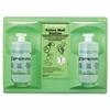 Saline Eye Wash Wall Station, 32oz Bottle, 2 Bottles/Station, 4 Carton