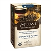 Numi Organic Teas and Teasans, 0.125oz, Emperor's Puerh, 16/Box